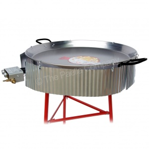 Burner Windguard Skirt up to 70cm paella pans